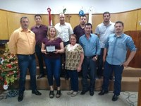 Câmara Municipal presta homenagem à médica cubana, Drª Madelaine