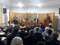 Câmara Municipal realiza Audiência Pública com a CELESC